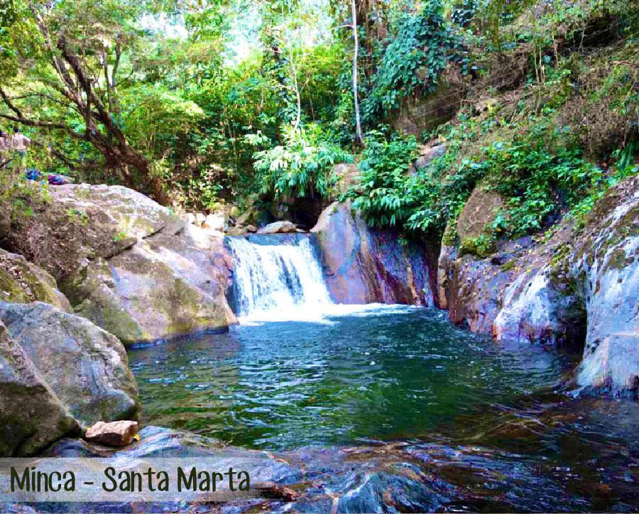 Minca - Santa Marta